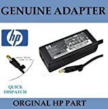 NEW HP COMPAQ 6720S C300/C500/C700 G5000 65W Laptop Adapter YELLOW PIN: 4.8MM x 1.7MM WITH POWER CABLE