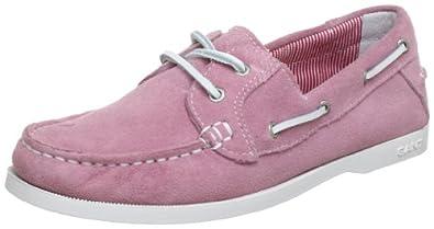 GANT Dockster old pink suede 46.45009C926, Damen, Pink (old pink), EU 35