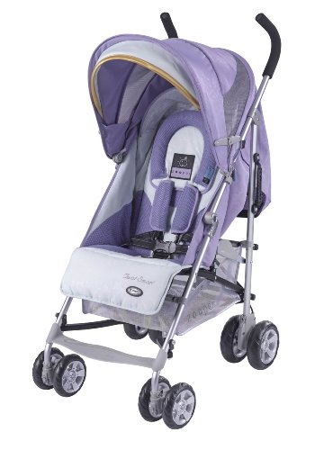 Zooper Twist Smart Umbrella Stroller, Lavender - 1