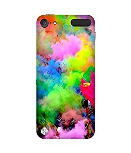 Color Burst Apple iPod Touch (5th generation) Case