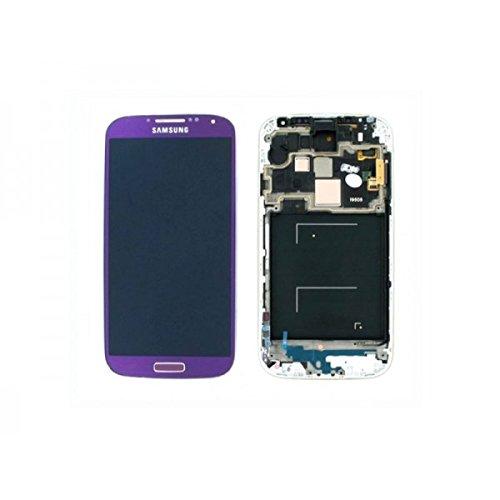 Samsung - Ecran Lcd + Tactile Complet Samsung Galaxy S4 I9505 Violet - 0583215028286