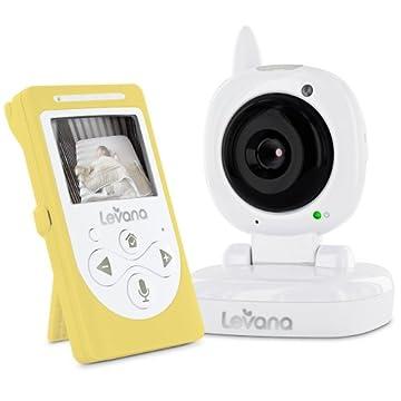 Levana Sophia 2.4 Digital Video Baby Monitor