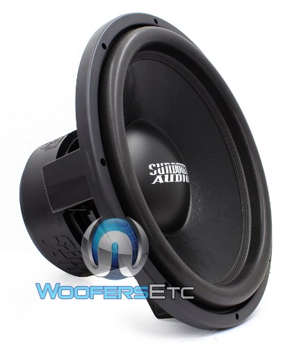 "Sa-15 D2 - Sundown Audio 15"" 600W Dual 2-Ohm Sa Series Subwoofer"