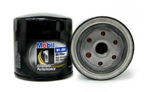 Mobil 1 M1-204 Extended Performance Oil Filter, Pack of 2