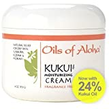 Oils of Aloha Kukui Moisturizing Cream - 4 oz. Fragrance Free