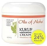 Oils of Aloha Kukui Moisturizing Cream - 4 oz. Fragrance Free