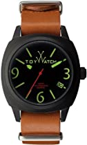 Toy Watch Icon Black And Brown IC02BK