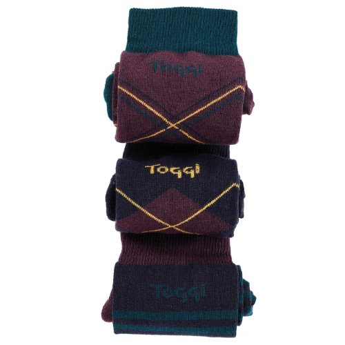 Toggi Women's Jemima Long Sock - Navy, One Size