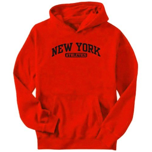 New York Athletics Mens Hoodie