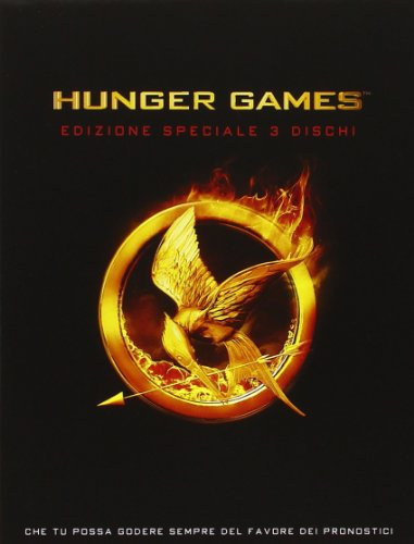 Hunger Games (Deluxe Edition) (3 Dvd) [Italian Edition]