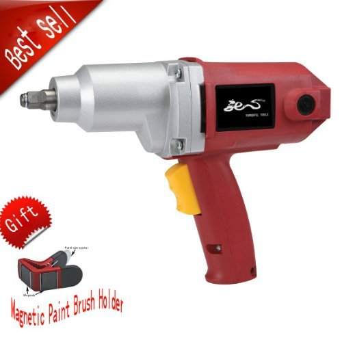 1/2-Inch Power Electric Impact Wrench Reversible With 230 Ft. Lbs. Of Torque