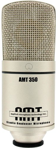 Applied Microphone Technology Studio 350 Condenser Microphone, Cardioid