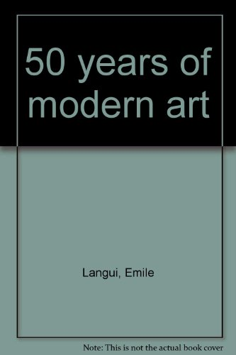 Image for 50 Years of Modern Art