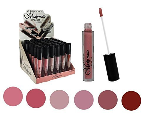set-of-6-colors-madly-matte-lipgloss-bold-vivid-color-matte-lipgloss-set-1