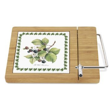 Pimpernel for Portmeirion Pomona Bamboo Cheese Board (Bamboo Leaf Cheese Board compare prices)