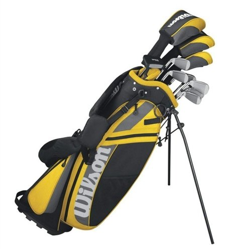 Wilson Golf Ultra Complete Clubs Set + Bag