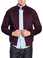 Ben Sherman Chaqueta Cotton Harrington (Vino)
