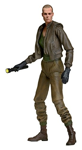 "NECA Aliens Scale Series 8 Ripley Action Figure, 7"""
