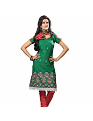 Ashika Printed Bollywood Designer Salwar Suit Dupatta (Unstitched) Dress Material (8221)