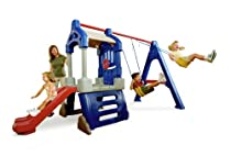 Big Sale Best Cheap Deals Little Tikes Clubhouse Swing Set