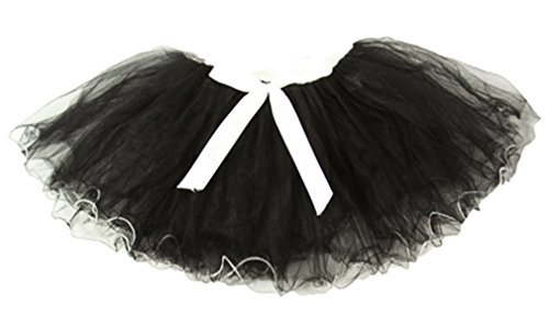 Wholesale Princess Elastic Dance Frilly Tutus Fits 2-8 years