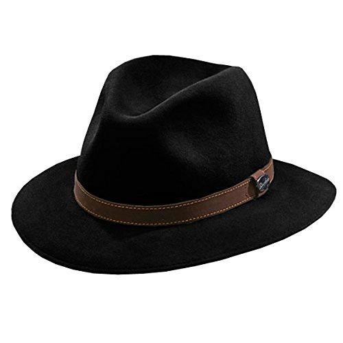borsalino-casual-crusher-hat-62-black