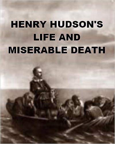 Henry Hudson Death Amazon.com Henry Hudson's