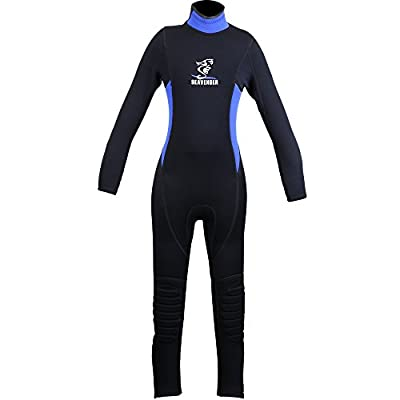 Kid's Youth Premium 3mm Child Wetsuit Good for Swim Surf Snorkel and Scuba Diving - UV Protection