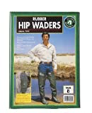 Academy Broadway Hip Waders Vulcanized Seams