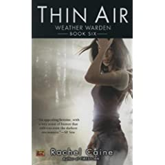 Thin Air (Weather Warden, Book 6)
