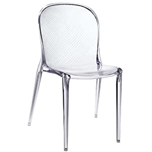 Acrylic Dining Chair Clear Chairs