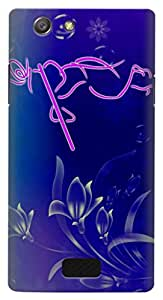 Kizil TM Designer Printed Back Case Cover for Oppo Neo 5