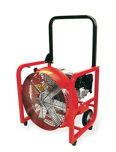"Supervac Gas Ppv Fan With 4 Hp Honda Engine, 16"" Blade Diameter (Pack Of 1) front-374600"