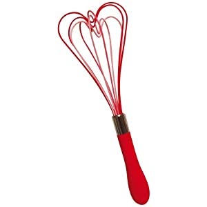 DCI Heart Whisk with Silicone Coated Wires by DCI