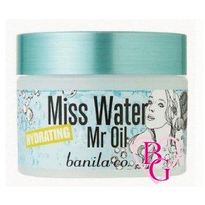 miss Water mr oil ハイドレーティングクリーム バニラコ