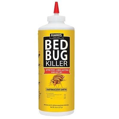 8 oz Bottle Bedbug Killer Powder