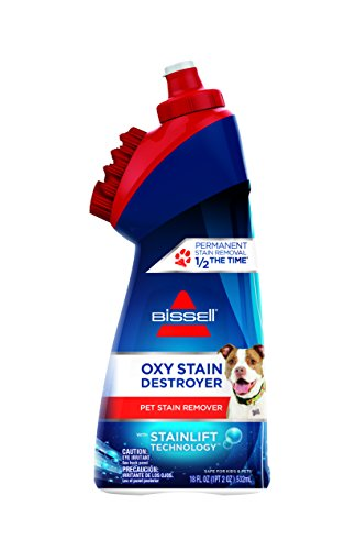 Bissell Oxy Stain Destroyer Pet with Brush Head Cleaner, 1766 (Bissell Head compare prices)