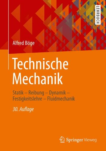 Technische mechanik statik reibung dynamik for Statik mechanik