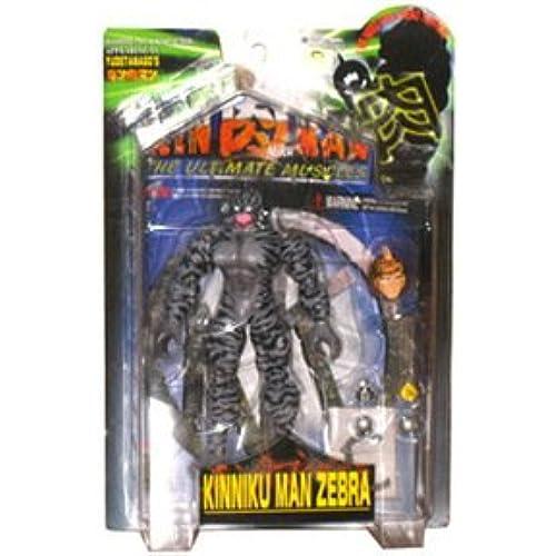 피규어 낭만당 근육맨 시리즈 「근육맨 제 (블랙ver.)」-