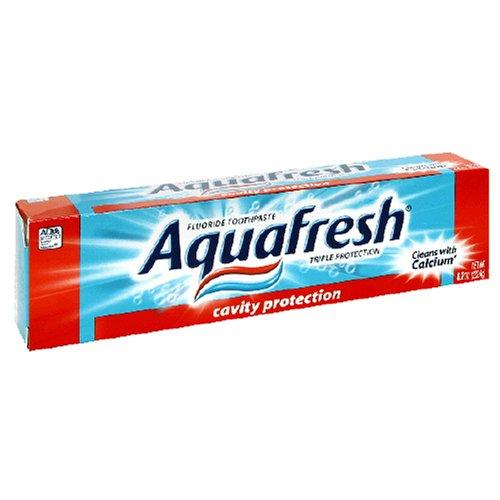 Aquafresh Fluoride Toothpaste, Fluoride Protection