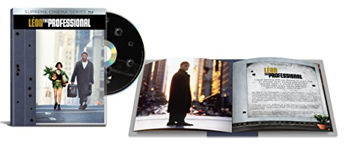 The Professional Cinema Series (Blu-ray + UltraViolet + Limited Edition Clear Case Packaging)