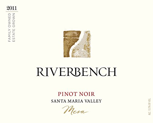 2011 Riverbench Santa Maria Valley Mesa Pinot Noir 750 Ml