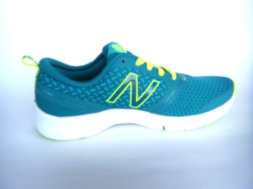 New Balance New Balance Ladies Women WX711TL Trail Shoe 7B Green