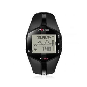 Polar FT80WD chronomètres fréquences cardiaques, Pointure Taille Unique EU