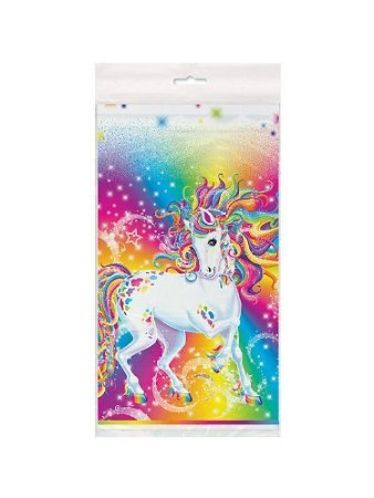 Lisa Frank Rainbow Majesty Tablecover (Qty 1)