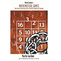 MARTIN GARDNERS MATHEMATICAL GAMES: THE ENTIRE COLLECTION OF HIS SCIENTIFIC AMERICAN COLUMNS ON ONE CD