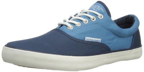 JACK & JONES JJ Kos Low JI Core Low Top Mens multi-coloured Mehrfarbig (DRESS BLUE) Size: 6 (40 EU)