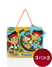 Disney Jake & the Neverland Pirates Puzzle Game