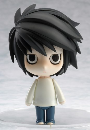 Death Note : L Lawliet Figure Set - Anime Manga Figure