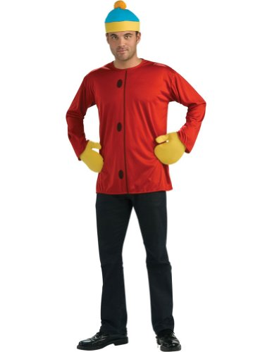 South Park Cartman Adult Halloween Costume - Most Adults